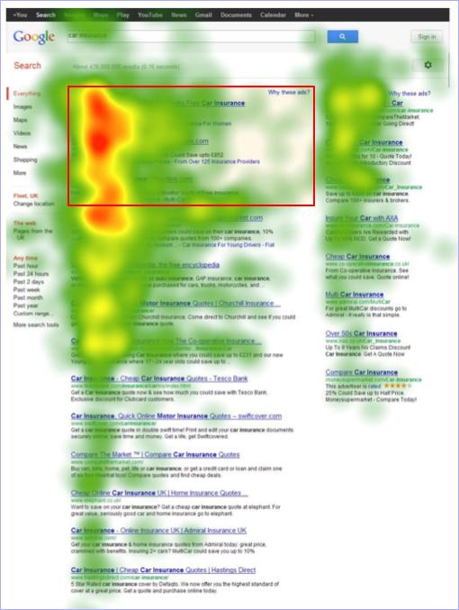 検索連動型広告が「広告」だと気付いていない人が「40%」という調査結果