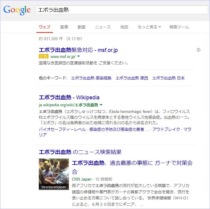 検索広告の「即効性」を一目で理解できる事例