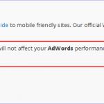 「スマホ対応」はアドワーズ広告の「品質スコア」に影響しないとGoogleが公式発表
